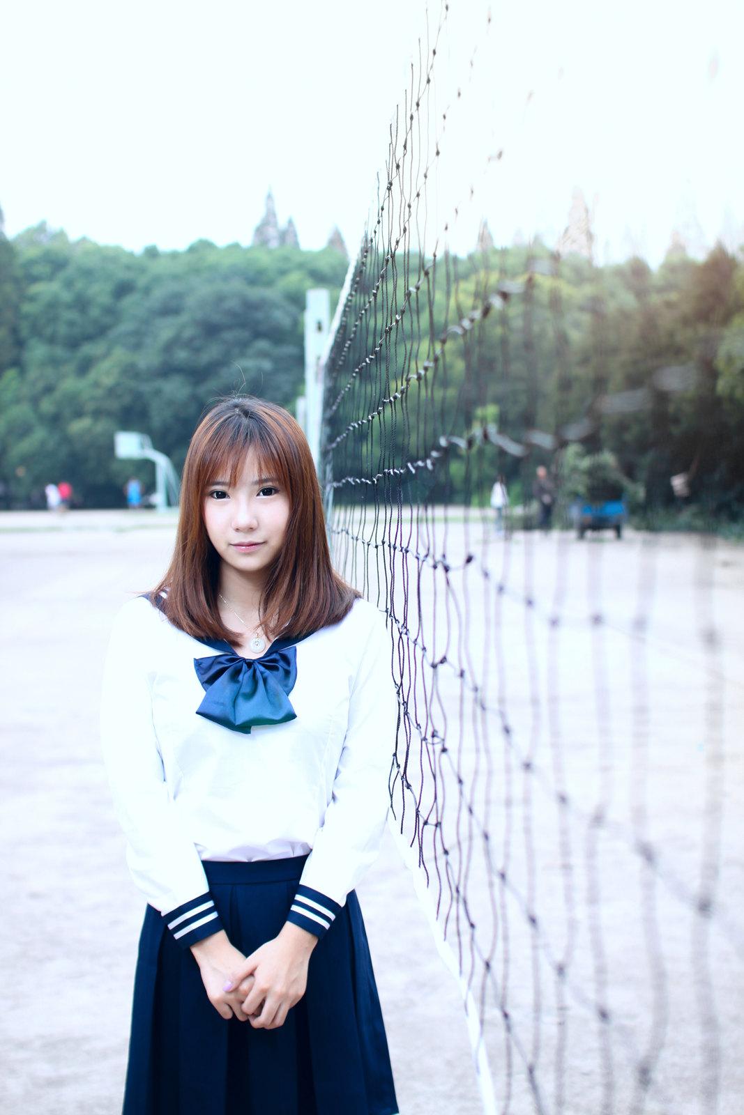 模特:端木惠子