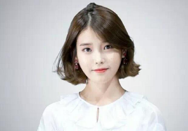 俏皮可爱的韩式女生短发